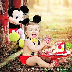 Items similar to Mickey Mouse Birthday cake smash outfit FREE Ears Suspenders diaper Cover bow tie clubhouse baby shower gift costume 6 9 12 18 24 2 toddler on Etsy Mickey 1st Birthdays, Mickey Mouse First Birthday, Mickey Party, Boy First Birthday, Cake Birthday, Baby Mickey Mouse Costume, Mickey Mouse Outfit, Elmo Party, Minnie Birthday