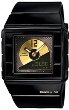Casio Womens BabyG BGA2011E Resin Quartz Watch with Black Dial ** To view further for this item, visit the image link. (This is an affiliate link)