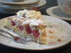 Himmlich Fruchtiger Himbeer-Vanille-Mandel-Kuchen