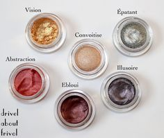 drivel about frivol: Chanel Illusion D'Ombre Convoitise (and others)