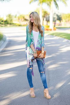Flowy Casual Kimono | Blonde Expeditions