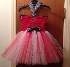 Alabama Crimson Tide Tutu Dress