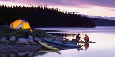 GO CAMPING FOR A HEALTHY SLEEP CYCLE! Research Confirms Camping Can Totally Reset Your Internal Clock.