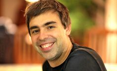 20 Inspirational Larry Page Quotes