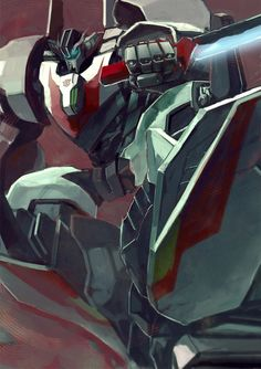 "yn-sujiko: "" I forgot the scar on his mouth :/ "" Transformers Prime, Optimus Prime, Comic Art, Comic Books, 90s Cartoons, I Movie, Robot, Concept Art, Anime"