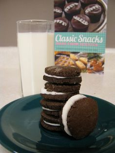 Homemade Oreos from Classic Snacks Made from Scratch cookbook. Get the ...
