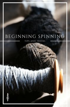 Beginning Spinning: Tips and tricks for the beginner I started spinning a few months ago and thought I would share with you my progress and a few things I have learned. Hopefully, this will encoura…