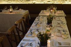 Prostřený stůl U Mecenáše