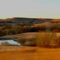 Winter in the Flint Hills of Kansas Flint Hills, Sunflower Fields, Felt Art, Beautiful World, Beautiful Landscapes, Kansas, Roots, Scenery, Middle
