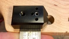 How to Install 'Pinned' Tuners — Haze Guitars Guitar Diy, Acoustic Guitar, Drill Bit Sizes, Types Of Guitar, Guitar Tuners, Try Your Best, Machine Head, Best Headphones, Stick It Out