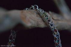 Zilveren draad armband met agaat | Silver wire bracelet with agate Handmade Jewellery, Contemporary Jewellery, Bracelets, Jewelry, Fashion, Moda, Handmade Jewelry, Jewlery, Jewerly