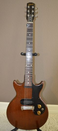 My '61 Gibson Melody Maker - Sweet Thang.