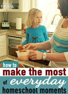 If the everyday moments—the running errands, doing dishes-type moments—are rich…