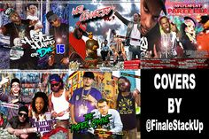 $25.00 COVERS and FLIERS ~ We Got Now Mixtapes