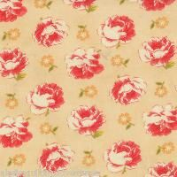 Moda Fabric Honeysweet By Fig Tree Quilts (20212 18) Biscuit - By 1/2 Yard