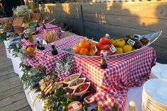 Decoration Buffet, Deco Buffet, Barbecue Garden, Backyard Bbq, Bastille Day, 30th Birthday, Parfait, Catering, Party