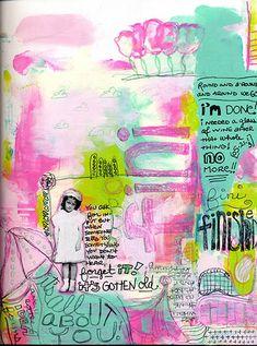 Dawn DeVries Sokol - DBlogala - A Page and News