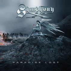 Symphony XParadise Lost album cover