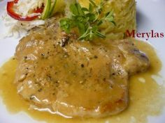 Meat Recipes, Cooking Recipes, Food 52, Family Meals, Food And Drink, Yummy Food, Treats, Chicken, Fine Dining