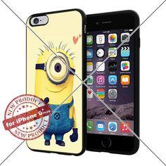 New Apple iPhone 6 Plus and 6S Plus Case Minions Stuart Love Cute Cell Phone Case Shock-Absorbing TPU Cases Durable Bumper Cover Frame Black Lucky_case26 http://www.amazon.com/dp/B018KOQ11Y/ref=cm_sw_r_pi_dp_Dhbwwb019YF2J