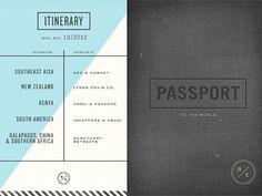 Passport / Andrew Littmann