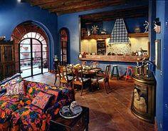 Kitchen, Cocina, San Miguel de Allende, Mexico