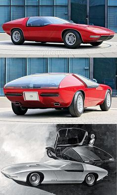 ✨ Opel CD, 1969