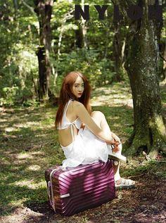 Sistar Dasom for 'NYLON' Magazine (July 2015)