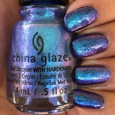 China Glaze 2017 My Little Pony Collection | Swatches + Review - The Polished Pursuit