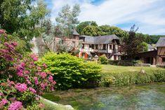 week-end en normandie Honfleur, Rouen, Saint Michel, Le Havre, Nature, Cabin, House Styles, Vacation Places, Naturaleza