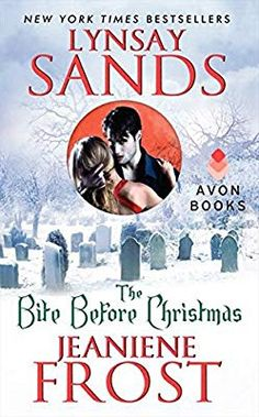 This holiday season, join New York Times bestselling authors Lynsay Sands and Jeaniene Frost for a special look into their worlds, where creatures are. Before Christmas, Christmas Books, A Christmas Story, Jeaniene Frost, Lynsay Sands, Vampire Series, Elvis Costello, Paranormal Romance, Sleeping Through The Night