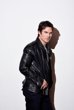 Ian Somerhalder - XOXO The Mag, 2014