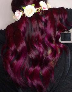 36 Modern Magenta Hair Color Trends in 2018