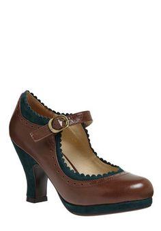 steampunk - mary jane heels