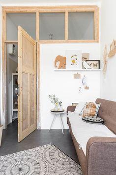 Skandináv lakásdekoráció