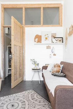 A DUTCH HOME IN A NATURAL COLOR PALETTE | THE STYLE FILES