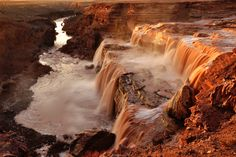 Grand Falls of the Colorado River
