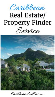 Are you interested in purchasing real estate/property in the Caribbean but not sure which destination to consider? Or perhaps you simply don't have the time to sort through all the options on the market to find the ideal property based on your personal requirements? Well, let Caribbean & Co. do the groundwork.