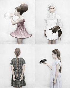 Vee Speers ~ Look In Art