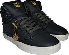Twisted Faith Pumps High Fashion Hi Top Sneaker Casual Top VIP Shadow Black (7), - http://on-line-kaufen.de/twisted-faith/twisted-faith-pumps-high-fashion-hi-top-sneaker-7