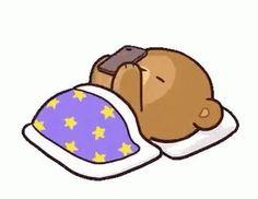 Cute Couple Comics, Cute Couple Cartoon, Cute Love Cartoons, Cute Bunny Cartoon, Cute Cartoon Pictures, Mocha, Calin Gif, Gif Lindos, Bear Gif