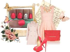 """""""Love is in the Air"""" by xxtishuxx on Polyvore"""