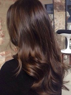 Brown Hair Balayage, Brown Blonde Hair, Light Brown Hair, Ombre Hair, Brown Hair Kpop, Brunette Fall Hair Color, Hair Color For Brunettes, Dark Brown Hair Rich, Copper Brown Hair
