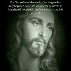 Jesus saved us...