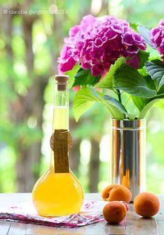 Liquore di albicocche #TuscanyAgriturismoGiratola