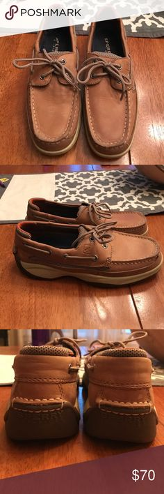8cf048262e  SALE  Sperry men s shoes Sperry top siders men s worn only a few times.