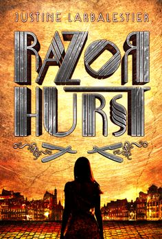 Review: Razorhurst by Justine Larbalaestier | book'd out