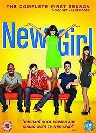 New Girl The Complete First Season