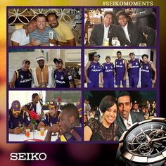 Watch our #Knights sharing their candid moments.  Powered by: Seiko India  #KorboLorboJeetbo #OneTeamOnePledge