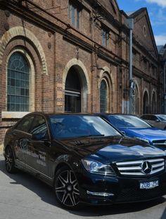 Mercedes-Benz C-Class at MBFW